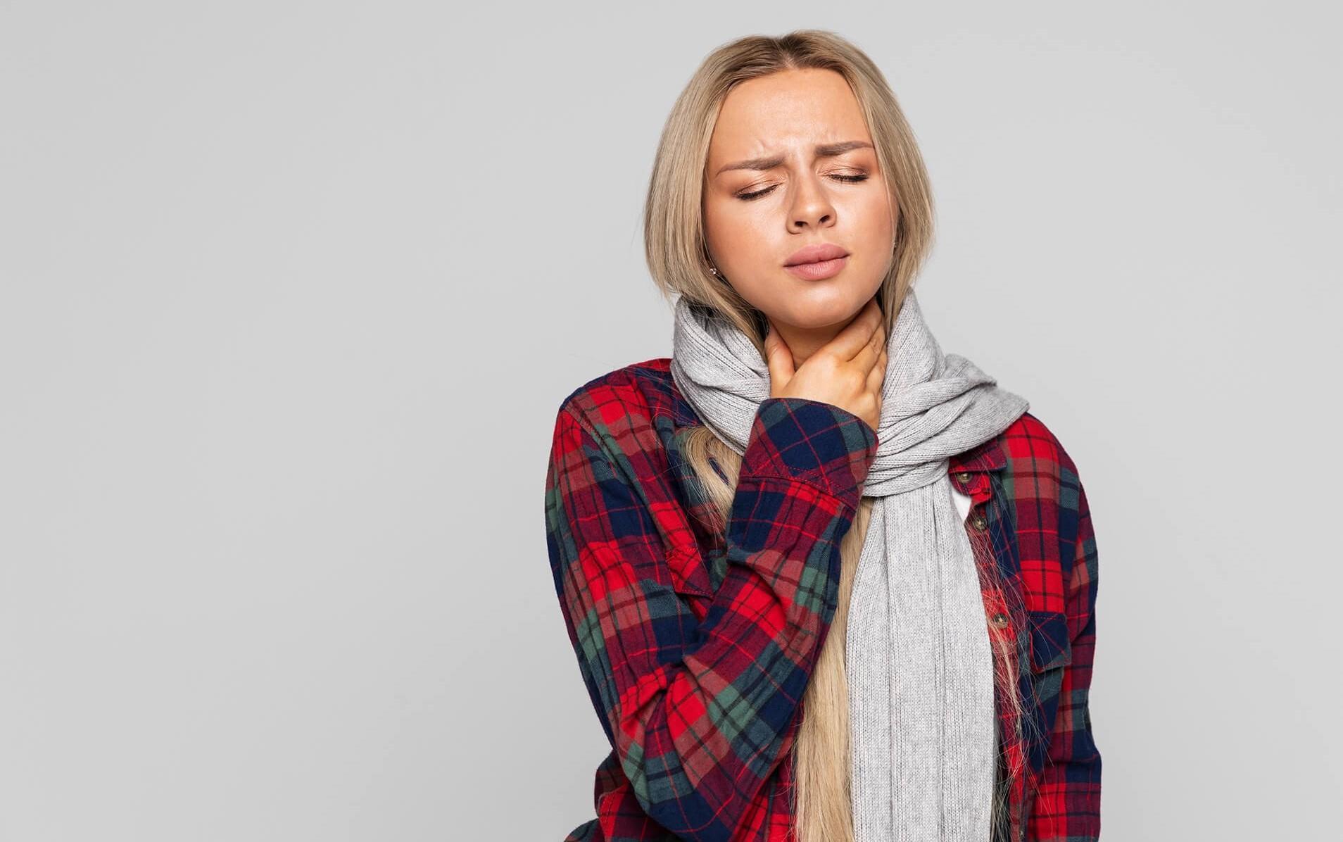Фарингит: симптомы и лечение